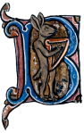 Medieval letter B